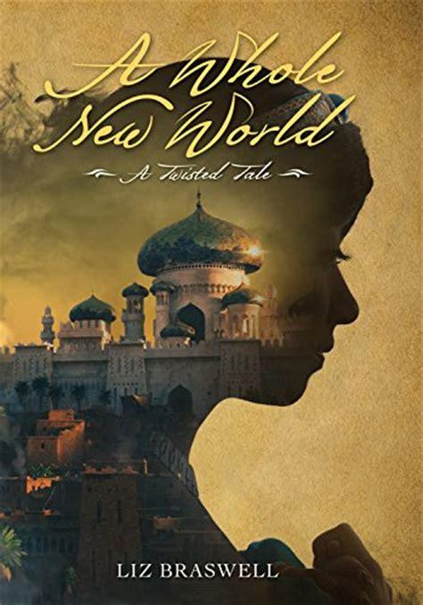 disney twisted tales a whole new world novel quot a whole new world a twisted tale quot book review