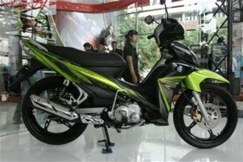 harga motor bekas yamaha new jupiter z