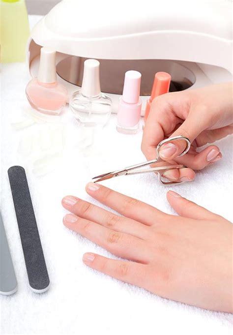 Acceptable Nail Length   acceptable nail length manicure at home nail manicure diy