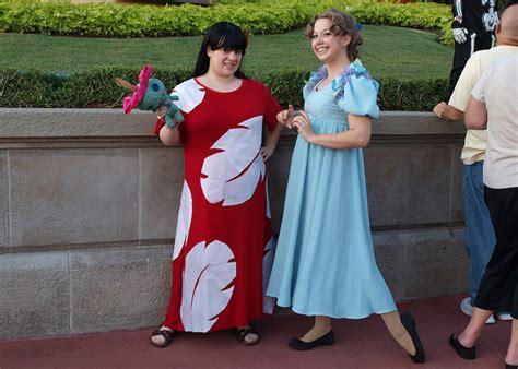 Dress Lilo Sticth Blue lilo costumes costumes fc