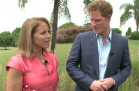 katie couric queen elizabeth katie couric interviews prince william and prince harry