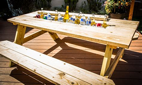 Cooler Picnic Table by Awesome Pics Page 4 White Noise Canucks Community