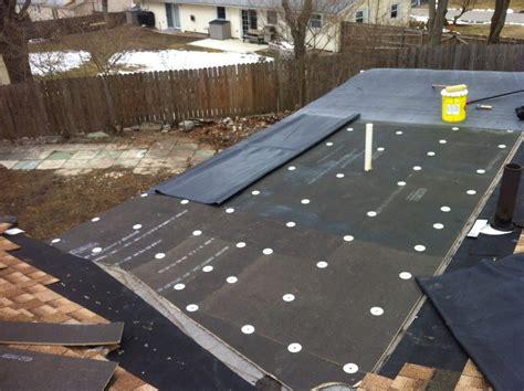 Flat Roof Replacement Framingham Residential Flat Roof Repair Kostas Roofing
