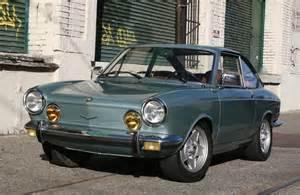 Fiat 850 Coupé 1971 Fiat 850 Sport Coupe Bring A Trailer