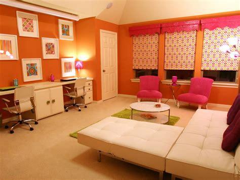 room orange photo page hgtv