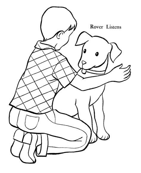 coloring pages about pets coloring pages of pets az coloring pages