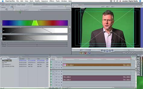 green screen tutorial final cut pro x final cut pro tutorial chroma keyer filter green