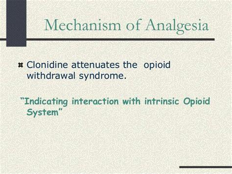 Clonidine For Opioid Detox by Clonidine The Most Misunderstood