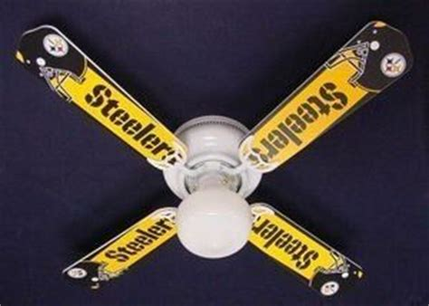 pittsburgh steelers ceiling fan pittsburgh steelers ceiling fan pgh steelers