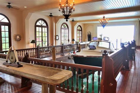 boat house decor tour an amazing bahamas boat house interior design styles and color schemes for home