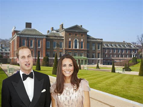 kate and william s future kensington palace apartment photos the palace william and kate will call home just got