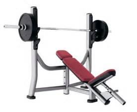 elevated bench press incline bench gym equipment name description essentially