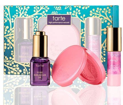 Tarte Of Giving Limited Edition Makeup Gift Set Collectors 17 best images about 2013 gift ideas on brush set gifts and gift list