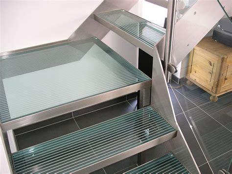 edelstahl treppe bartz metallbau treppe glastreppe aus edelstahl und