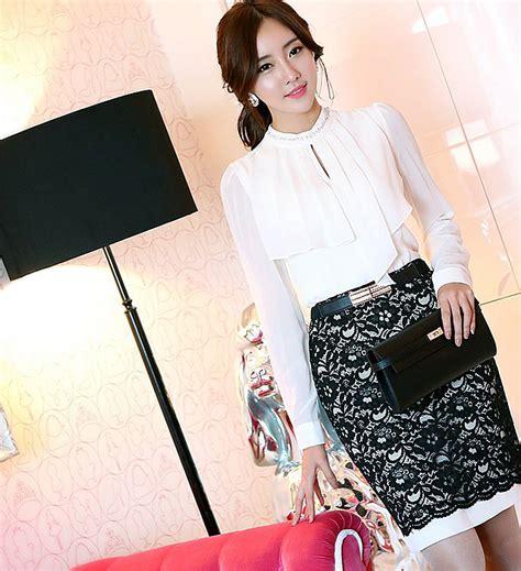 Kaos Lengan Panjanglong Sleve Keren Wanitacustom jual blouse putih sleeved blouse