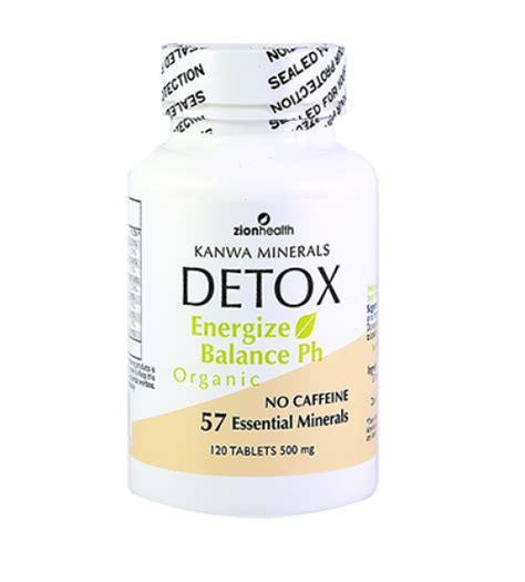 Can You Detox With Vitamin C by Whole Cleanse Kanwa Detox Supplements For