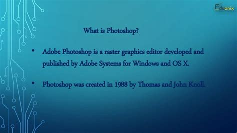 powerpoint tutorial photoshop ppt on photoshop