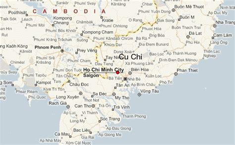 maps cu cu chi location guide