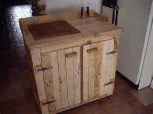 creation meuble avec palette ezkrima