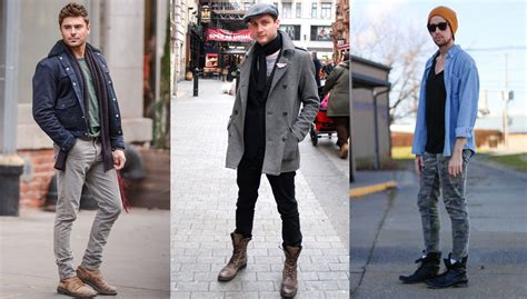 how to wear mens combat boots style guide mens boots mandm direct