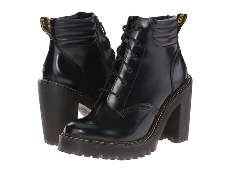 dr martens high heels cost effective dr martens persephone black buttero