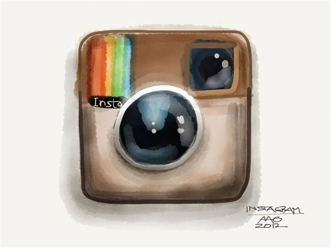 Can Other See What I Search On Instagram Instagram App Icon By Digitalchet On Deviantart