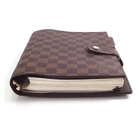 Tas Cantik Lv Ring Damier louis vuitton damier large ring agenda liked on polyvore like it a lot shopping