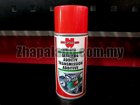 Toolset 24 Botol Chemical Wurth Injection Motorcycle wurth zhapalang e autoparts