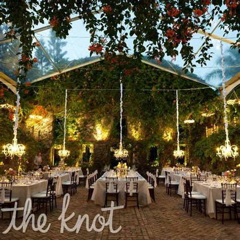 pin   knot  reception inspiration greenhouse
