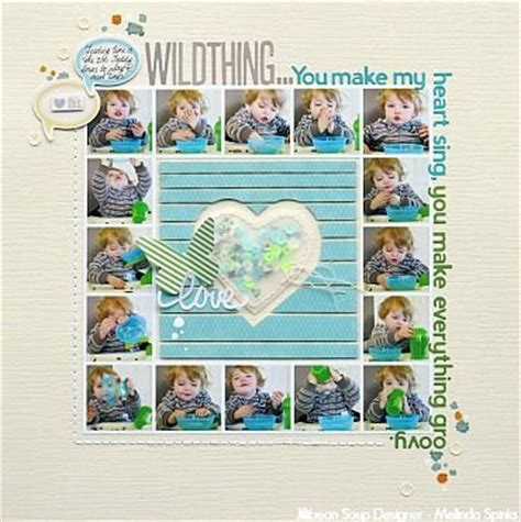 scrapbook layout ideas for lots of pictures scrapbook page layout with lots of photos scrapbook