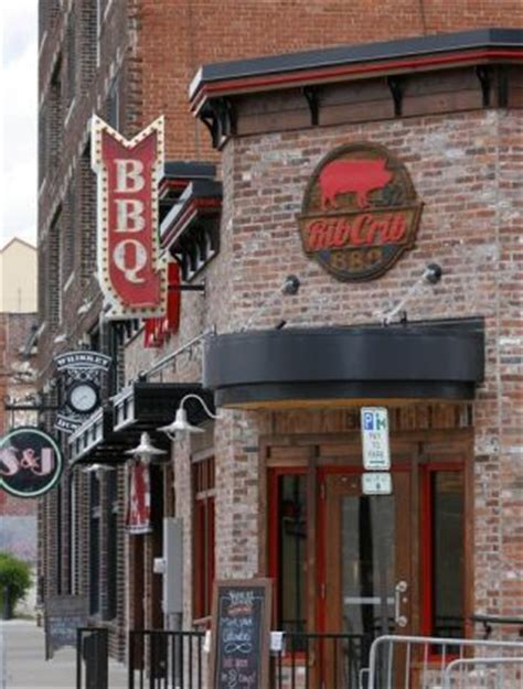 Rib Crib Tulsa by Rib Crib Blue Dome Speed Is Priority For New Site Serving Downtown Crowds Tulsa World Food