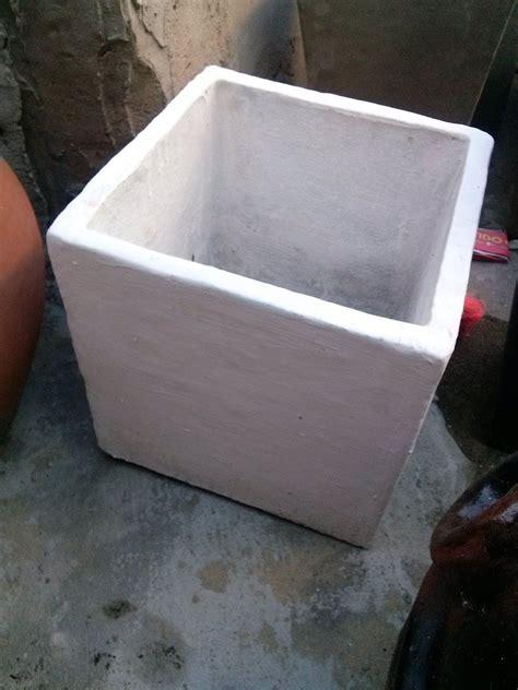 moldes para cemento aprend 233 a hacer moldes para fabricar macetas macetas de