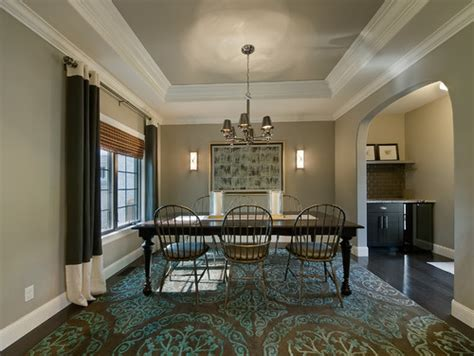 What Does A Tray Ceiling Look Like How Did You Achieve The Look On The Vaulted Tray Ceiling