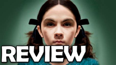 film orphan review orphan movie review youtube