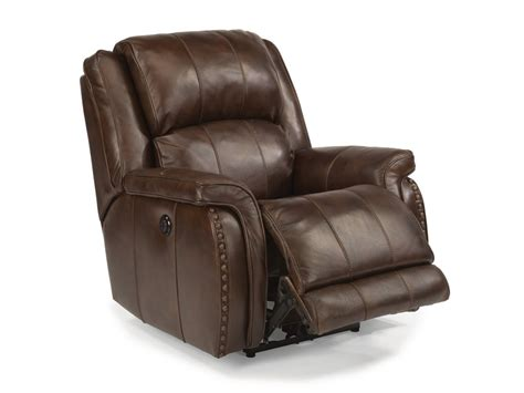 power recliners canada flexsteel living room leather or fabric power recliner
