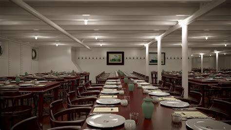 Titanic 3rd Class Dining Room by Third Class Dining Titanic Ii Birds Owls