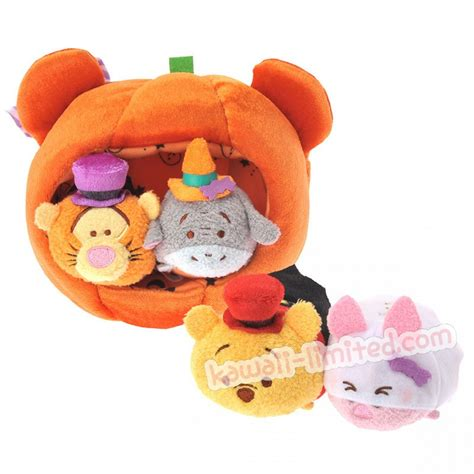 Piglet Pooh Tsum Tsum For Iphone 55s japan disney tsum tsum mini plush winnie the pooh friends pumpkin house set 215