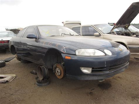 lexus sc400 junkyard find 1994 lexus sc400 the about cars