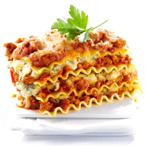 lasagna savory types of recipes recipes