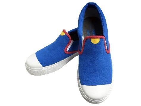 Slip On Lucu inilah sepatu slip on bertema doraemon yang kawaii