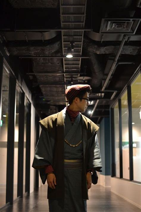 mens yukata kimono images  pinterest