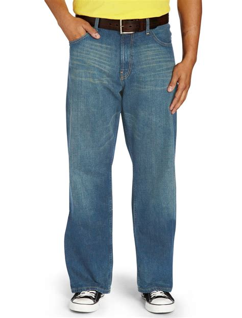 comfort action jeans men s big tall comfort action jeans walk tall in these
