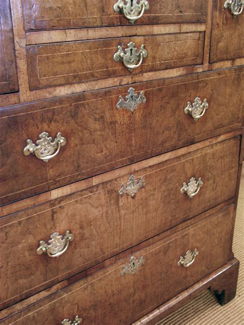Chest Of Drawers Quotes Sussex Tallboy Chest Of Drawers Dresser Walnut Quotes