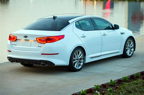 2014 Kia Optima 2014 Kia Optima Reviews And Rating Motor Trend