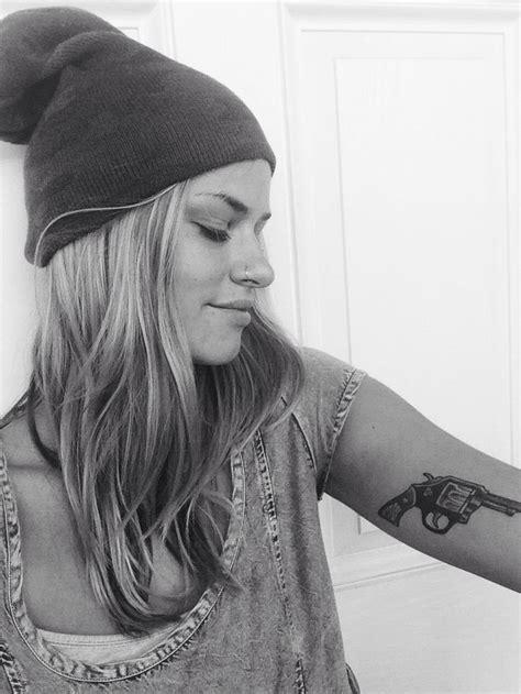 feather tattoo gun 46 best revolver tattoos images on pinterest pistol gun
