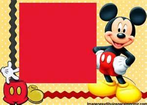 tarjetas de cumplea 241 os de mickey envolturas pinterest