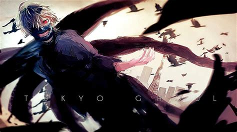 tokyo ghoul cool kaneki mask hd wallpaper important