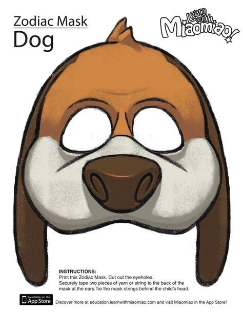new year animal masks 48 best maskers maken images on animal masks