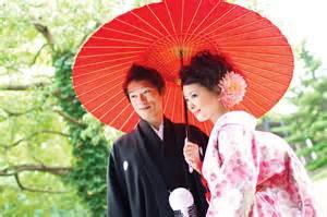 Japanese wedding traditions bangasa