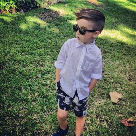 junior kids fashion trends  summer  pouted